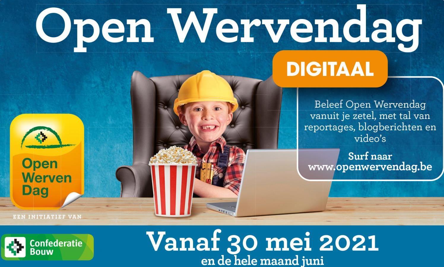 Open Wervendag 2021